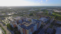 City of Aventura stock video Stock Footage