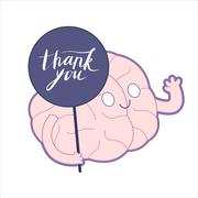 Thank you, Brain collection Piirros