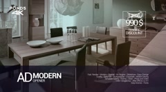 Ad Modern Opener - stock after effects