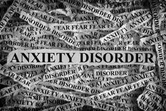 Anxiety Disorder - stock photo
