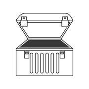 Tool kit icon. Tool design. Vector graphic Stock Illustration
