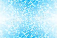 Blue Glitter Sparkle Background Stock Photos