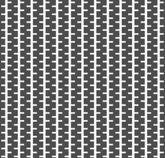 Birch tree stripes seamless pattern Stock Illustration