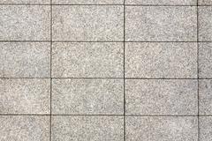 Sett texture made of marble blocks Stock Photos
