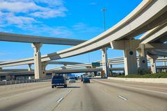 Houston texas crossroads bridges US Kuvituskuvat