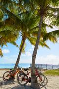 Key west florida beach Clearence S Higgs Stock Photos