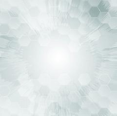 Light grunge tech background Stock Illustration