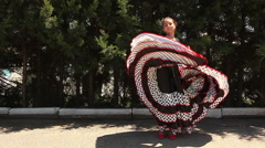 Spanish Dance Stock Footage