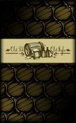 Beer background in old style Stock Illustration