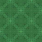 Seamless Texture on Green. Element for Design Stock Illustration