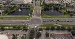 Waterford Lakes Town Center Stock Footage