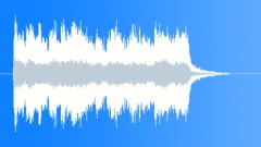 Joy To The World (Big Brass Band Sting) - stock music