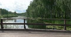 Fabulous scenery. Kostroma Stock Footage