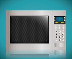 Home appliances design Stock Illustration