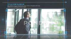 Modern Corporate Slideshow Kuvapankki erikoistehosteet