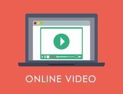Movie and videofilm entertainment Piirros