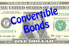 Convertible Bonds business concept - stock illustration