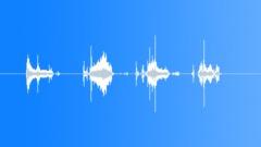 Seasoning Plastic Lid Off Sound Effect