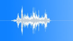Plastic Pylon Lift Up - sound effect