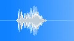 Man Clear Throat Short - sound effect