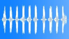 Plastic Air Bag Twist Sound Effect