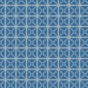 Traditional Fair Isle Pattern. Seamless Knitting Ornament Stock Illustration