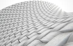 Micro Fabric Weave Clean Stock Illustration