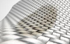 Micro Fabric Weave Stain Stock Illustration