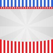 Digitally generated background Stock Illustration