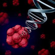 Stem Cell DNA Stock Illustration