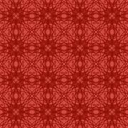 Seamless Texture on Red. Element for Design Stock Illustration