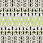 Ethnic seamless pattern. Aztec fabric design Stock Illustration
