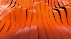 Oscillating Stripes Vj loop Stock Footage