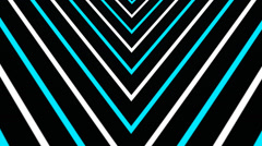Triangle Stripes Stock Footage