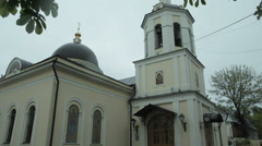 The Orthodox Church at Summer Stock Footage
