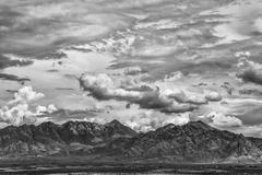 Summer Monsoon and Mountain Stock Photos