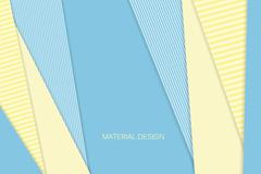 Abstract material design Stock Illustration
