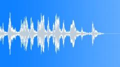 Forest bird twirl - sound effect