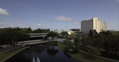 Orange County Convention Center Stock Footage