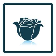 Cabbage icon Stock Illustration