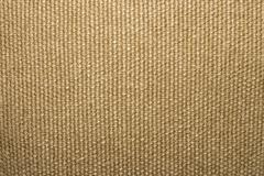 The texture of the weave of the burlap Stock Photos