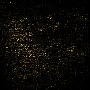 Dust texture black gold grunge Stock Illustration