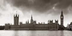House of Parliament - stock photo