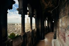 Sacre Coeur Cathedral - stock photo
