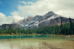 Yoho National Park Stock Photos