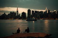 Midtown New York - stock photo