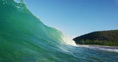Ocean Wave Stock Footage