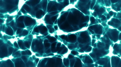 Oceanic Waves Animation With Nice Original Look Stock Footage