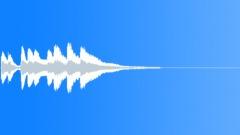 Harp Chime Shutdown - sound effect
