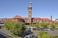 Union Station in Portland Oregon. Kuvituskuvat